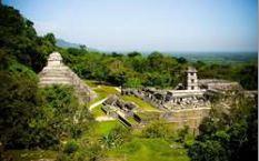 Rejse til mexico, historiske bygninger